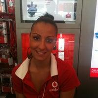 Photo taken at Vodafone Store by Vitantonio R. on 5/21/2011