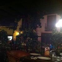 Photo taken at Parilla De San Miguel by Ruben H. on 9/13/2011