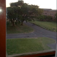 Photo taken at University Of Limpopo - Turfloop Campus by Stane M. on 2/20/2012