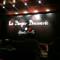 Photo taken at Le Burger Brasserie by Dean S. on 8/22/2011