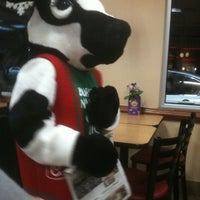 Photo taken at Chick-fil-A Knightdale by Karl B. on 12/21/2010