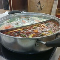 Photo taken at Oceanview Buffet Hot Pot by I C. on 12/30/2011