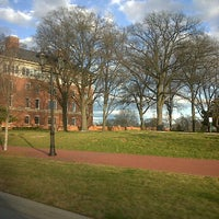 Photo taken at Kannapolis City Hall by Beno Z. on 1/2/2012
