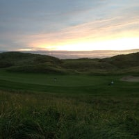 Photo taken at Ballybunion Golf Club by Hein K. on 8/7/2012