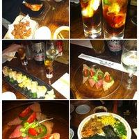 Photo taken at Honda-Ya Japanese Restaurant by Melanie S. on 1/31/2012