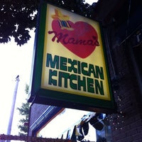 Photo taken at Mama's Mexican Kitchen by DyShaun M. on 8/28/2011