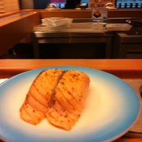 Photo taken at Heiroku Sushi by Amy M. on 1/7/2012