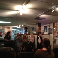 Photo taken at The Beat Coffeehouse by Warren W. on 8/30/2012