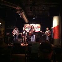 Photo taken at Magnolia Motor Lounge by PJ B. on 2/16/2012