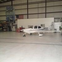 Photo taken at Empire Flight Academy by Ritvik M. on 6/10/2012