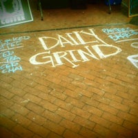 Photo taken at The Daily Grind (aka The Fells Grind) by lindsey s. on 7/30/2011