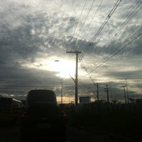 Photo taken at Bola do Armando Mendes by Chrystian F. on 4/23/2012