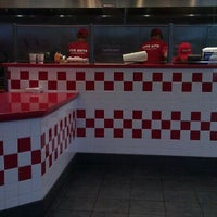 Photo taken at Five Guys by Dave C. on 9/16/2011