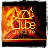 Photo taken at Clube Chalezinho by KINGUINNESS DJ on 5/12/2012