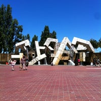 Photo taken at Justin Herman Plaza by Eric A. on 8/7/2012