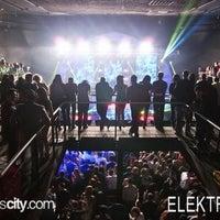 Photo taken at Elektricity Nightclub by Briana H. on 12/24/2011