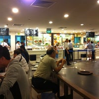 Photo taken at The Food Place by Food Junction by Benjamin H. on 3/25/2011