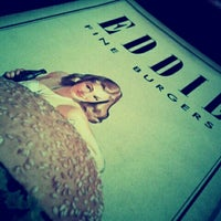 Photo taken at Eddie Fine Burgers by Alessandro P. on 1/19/2012