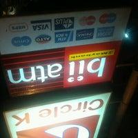 Photo taken at Circle K Tamsis by zudan t. on 11/21/2011