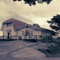 Photo taken at Neljän Tuulen Tupa / Fyra Vindarnas Hus by Leif L. on 7/14/2012