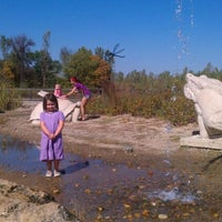 Photo taken at Indian Camp Creek Park by James S. on 10/8/2011