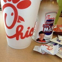 Photo taken at Chick-fil-A by Chelsi D. on 7/27/2012