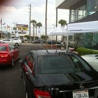 Photo taken at Tom Bush BMW Jacksonville by TomBushMotors on 5/8/2012