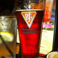 Photo taken at BJ's Restaurant and Brewhouse by Anna J. on 10/6/2011