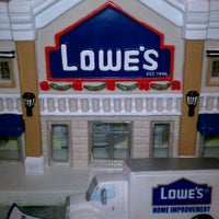 Photo taken at Lowe's Home Improvement by Mike H. on 11/26/2011