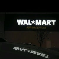 Photo taken at Walmart Supercenter by Michael L. on 2/1/2012