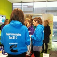 Photo taken at Newcastle University Students' Union by Manu E. on 1/31/2012