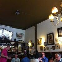 Photo taken at Café Brasilero by Vitor F. on 2/17/2012
