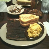 Photo taken at Sonny's BBQ by Rick B. on 1/23/2012