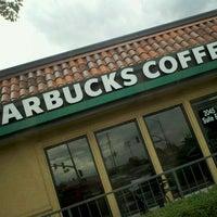 Photo taken at Starbucks by Jennie V. on 10/5/2011