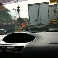 Photo taken at Marcos Highway by Lindy P. on 9/17/2011