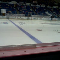 Photo taken at Crown Coliseum by Kelly W. on 12/6/2011