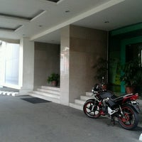 Photo taken at Bank Bukopin S.Parman, Jakarta by handri y. on 8/25/2012