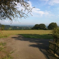 Photo taken at Fordcombe Village by Richard T. on 9/4/2012