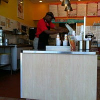 Photo taken at Robeks Fresh Juices & Smoothies by MT on 10/17/2011