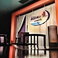 Photo taken at Absolute Comedy by Mike E. on 9/9/2012