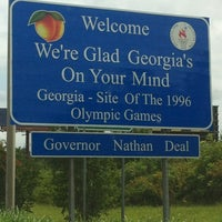 Photo taken at Georgia/Tennessee State Line by John F. on 7/20/2012