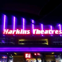 Photo taken at Harkins Theatres SanTan Village 16 by Jared J. on 1/28/2012