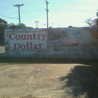 Photo taken at Country Dollar by Chris A. on 11/4/2011