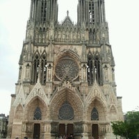 Photo taken at Reims by Laura N. on 8/25/2012