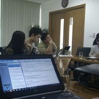 Photo taken at Zodiac Building by Bi Ngo on 3/8/2012