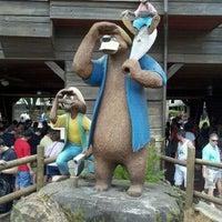 Photo taken at Splash Mountain by John M. on 3/20/2012