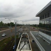 Photo taken at Century Park LRT Station by Adam C. on 6/4/2011