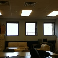 Photo taken at Ultra-secret Physics Kitchenette and Study Lounge by Tristan W. on 2/28/2012
