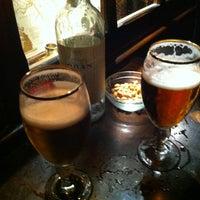 Photo taken at Le Bar du Coin by Ronan L. on 4/28/2012