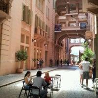 Photo taken at Casa de Cultura Mario Quintana by Patrick B. on 11/2/2011